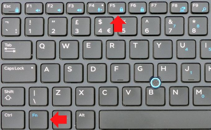 Как сделать чтобы в ноутбуке цифры 94